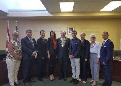 2018 Council with MPPs