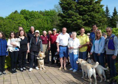 Nobleton Dog Walk 2017